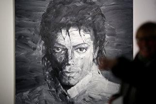 Выставка «Майкл Джексон: On the wall» в Париже