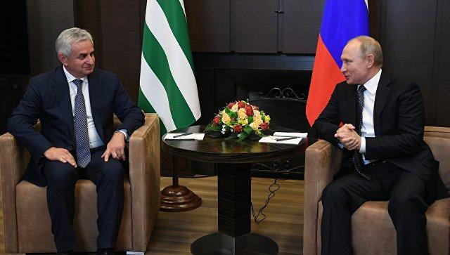 Товарооборот России и Абхазии за 10 месяцев вырос на 2%