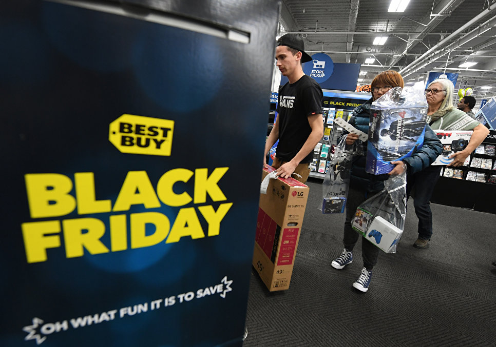 """Скидки без риска: как покупать в """"Черную пятницу"""" и не отдать свои данные"""