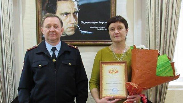На Ставрополье наградили продавщицу, прогнавшую грабителя шваброй