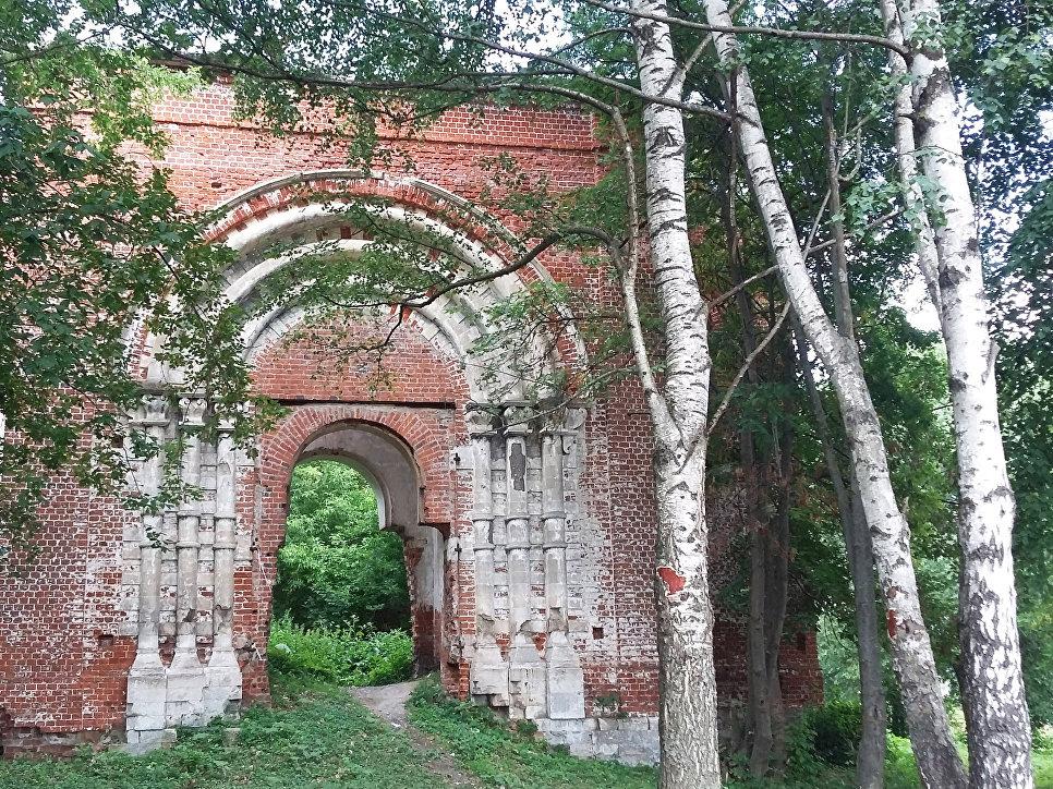 Петропавловская и Успенская церкви
