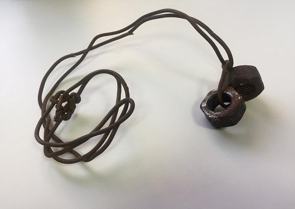 Кулибины за решеткой: необычное оружие, изготовленное заключенными