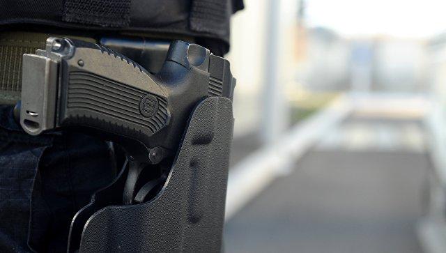 В Подмосковье сотрудник ДПС прострелил себе ногу при задержании нарушителя