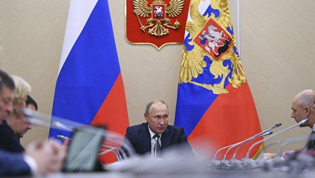 России нужны частные инвестиции, заявил Путин