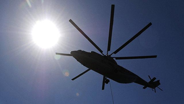 """""""Вертолеты России"""" готовы помочь расследовать причины жесткой посадки Ми-26"""