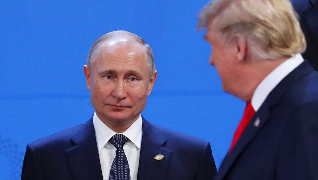 Момент встречи Путина и Трампа на саммите G20 остался за кадром