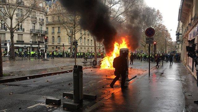 Майдан, французская версия: Париж принял эстафету Киева