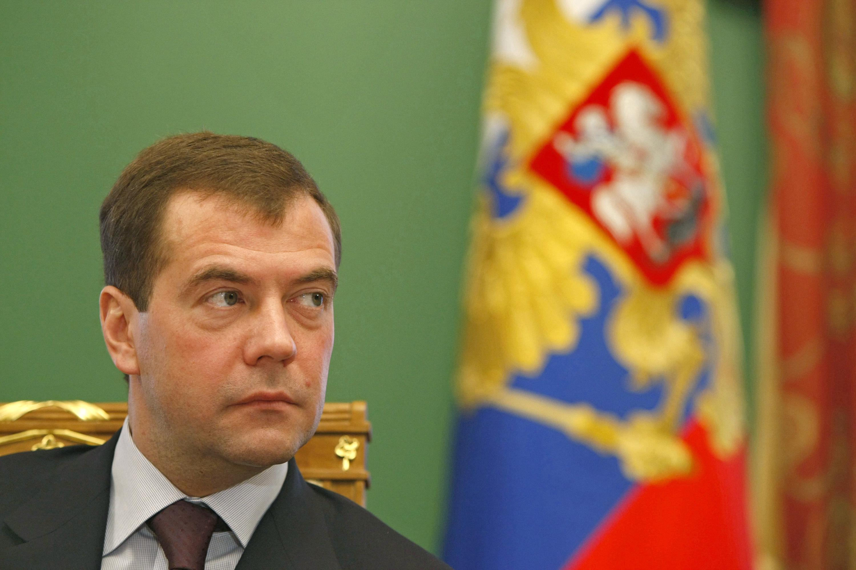 Президент РФ встретился с президиумом Торгово-промышленной палаты РФ