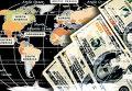 Карта мира. Коллаж РИА Новости