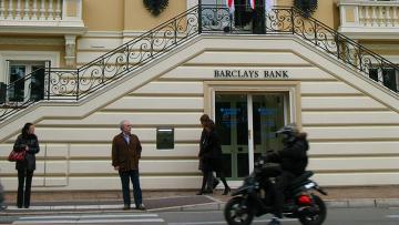 Здание Barclays Bank. Архивное фото