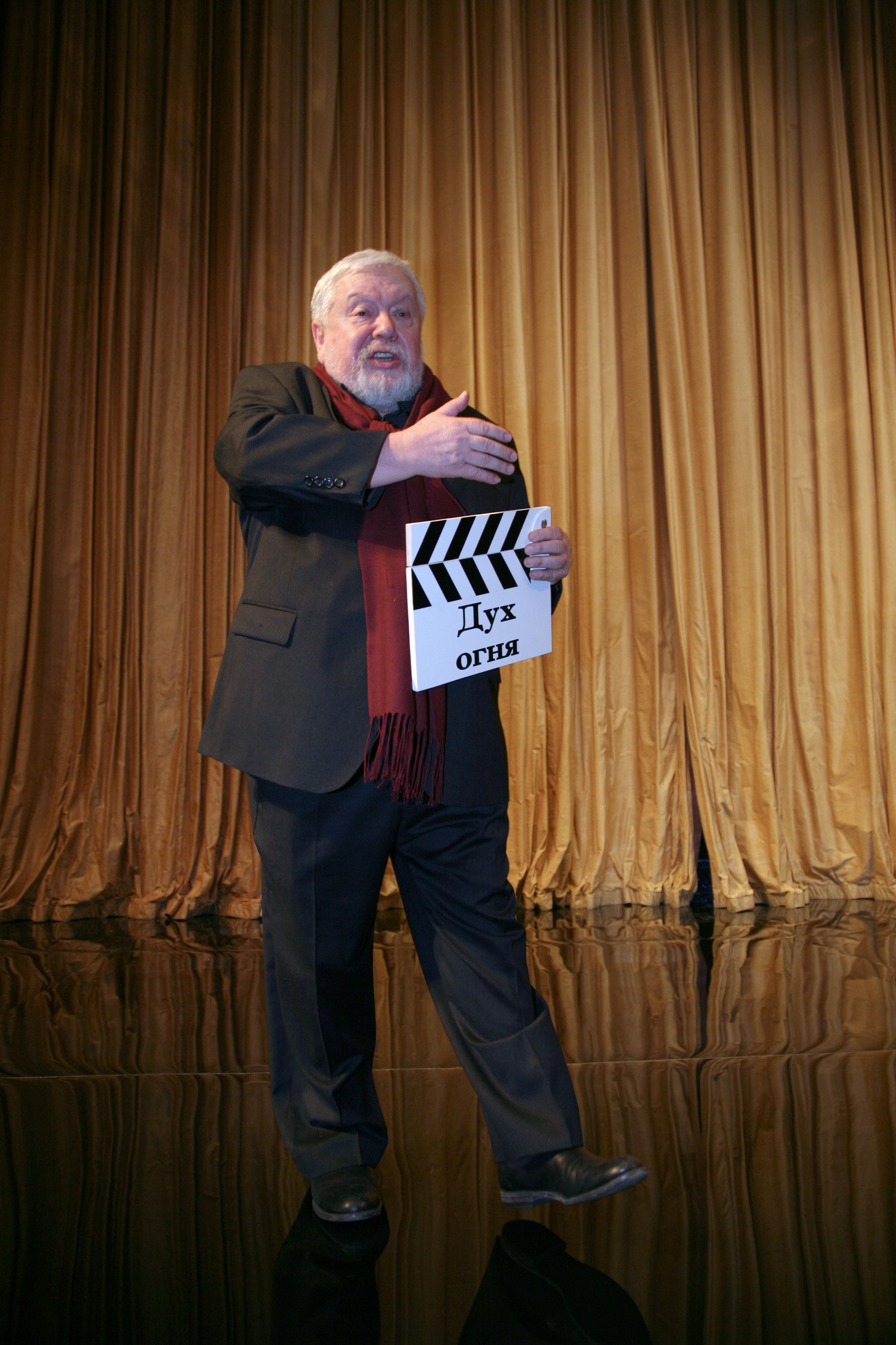 Сергей Соловьев впервые представит широкой публике долгожданную картину 2 АССА 2 на закрытии фестиваля кинематографических дебютов Дух огня, который проходит в Ханты-Мансийске