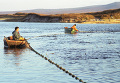 Лов рыбы на Дальнем Востоке