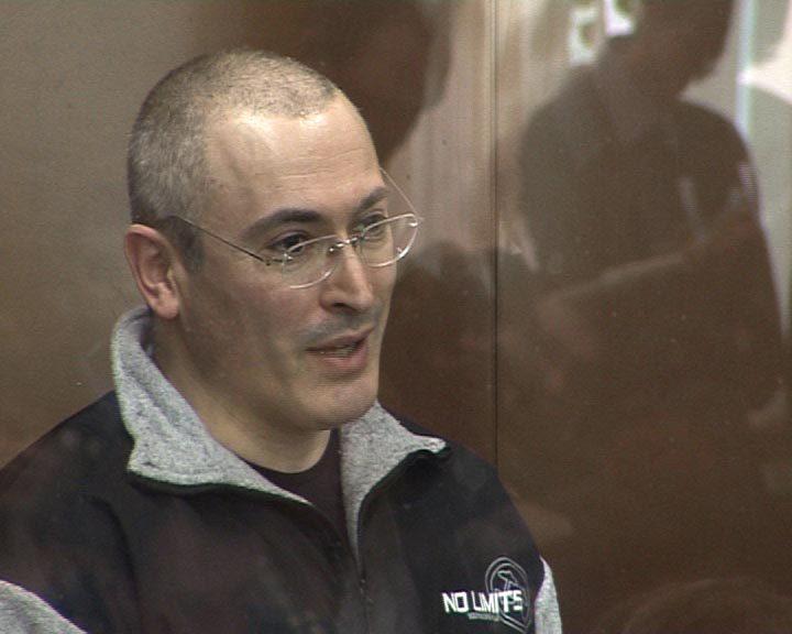 Речь Михаила Ходорковского в суде