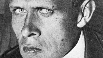 Русский писатель Даниил Хармс. Архивное фото