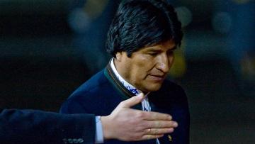Президент Боливии Эво Моралес. Архивное фото