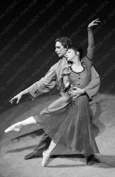 Екатерина Максимова и Валерий Анисимов
