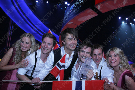 Александр Рыбак (Норвегия) в СК Олимпийский