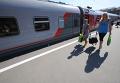 """Новый фирменный пассажирский поезд класса """"Премиум"""""""