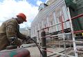 Возобновлены реставрационные работы Большого театра