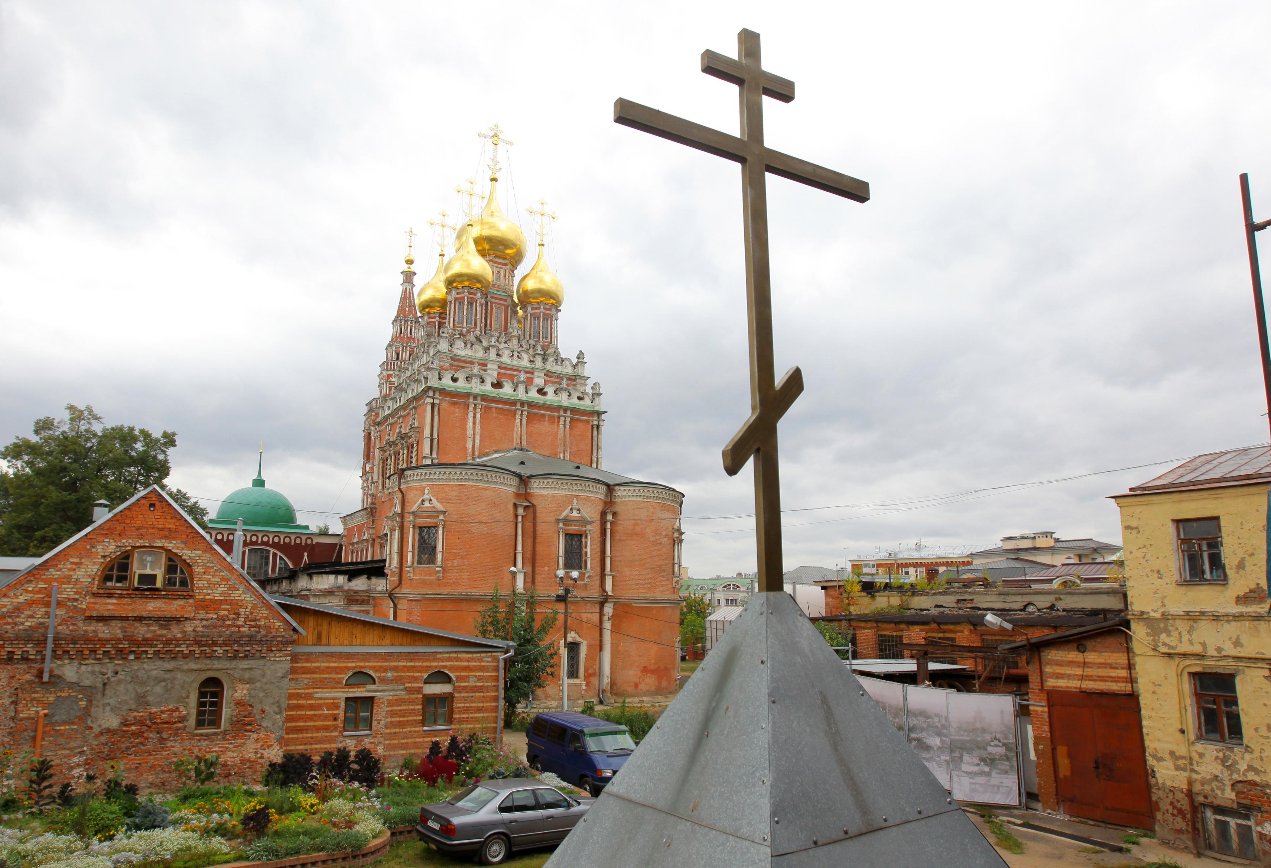 Церковь Воскресения Христова в Кадашах