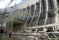 Идут восстановительные работы на Саяно-Шушенской ГЭС