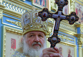 Патриарх Кирилл освятил новый храм в Сестрорецке