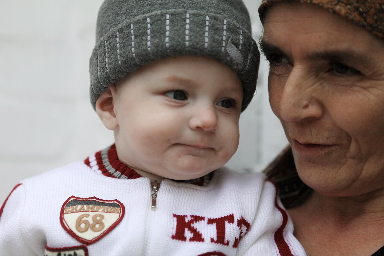 В Дагестане на теле девятимесячного мальчика проступают цитаты из Корана