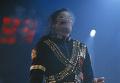 Майкл Джексон выступает в Москве в 1993 году