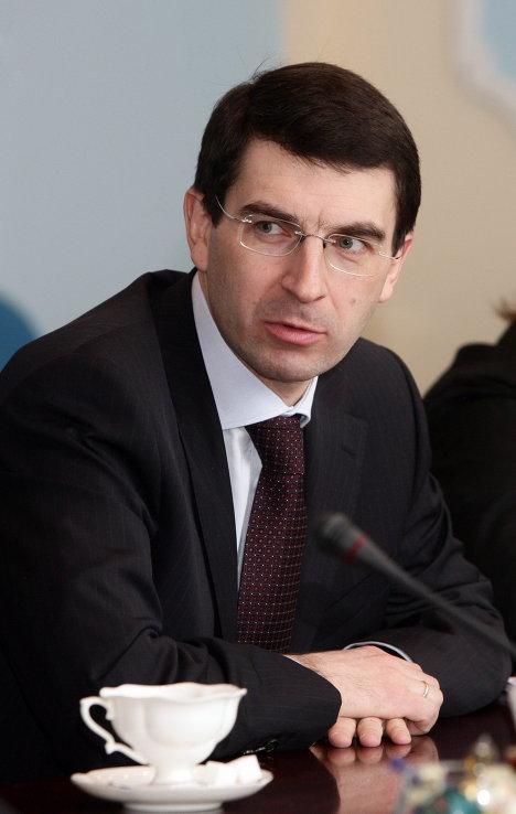 Министр связи и массовых коммуникаций Игорь Щеголев