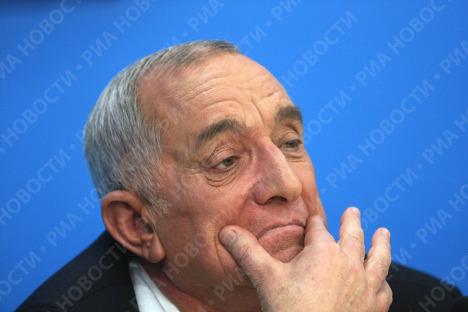 Кандидат в президенты Украины Василий Протывсих