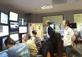 Сотрудники ЦЕРНа в ожидании запуска Большого адронного коллайдера