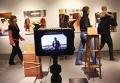 Выставке работ номинантов Премии Кандинского в ЦДХ