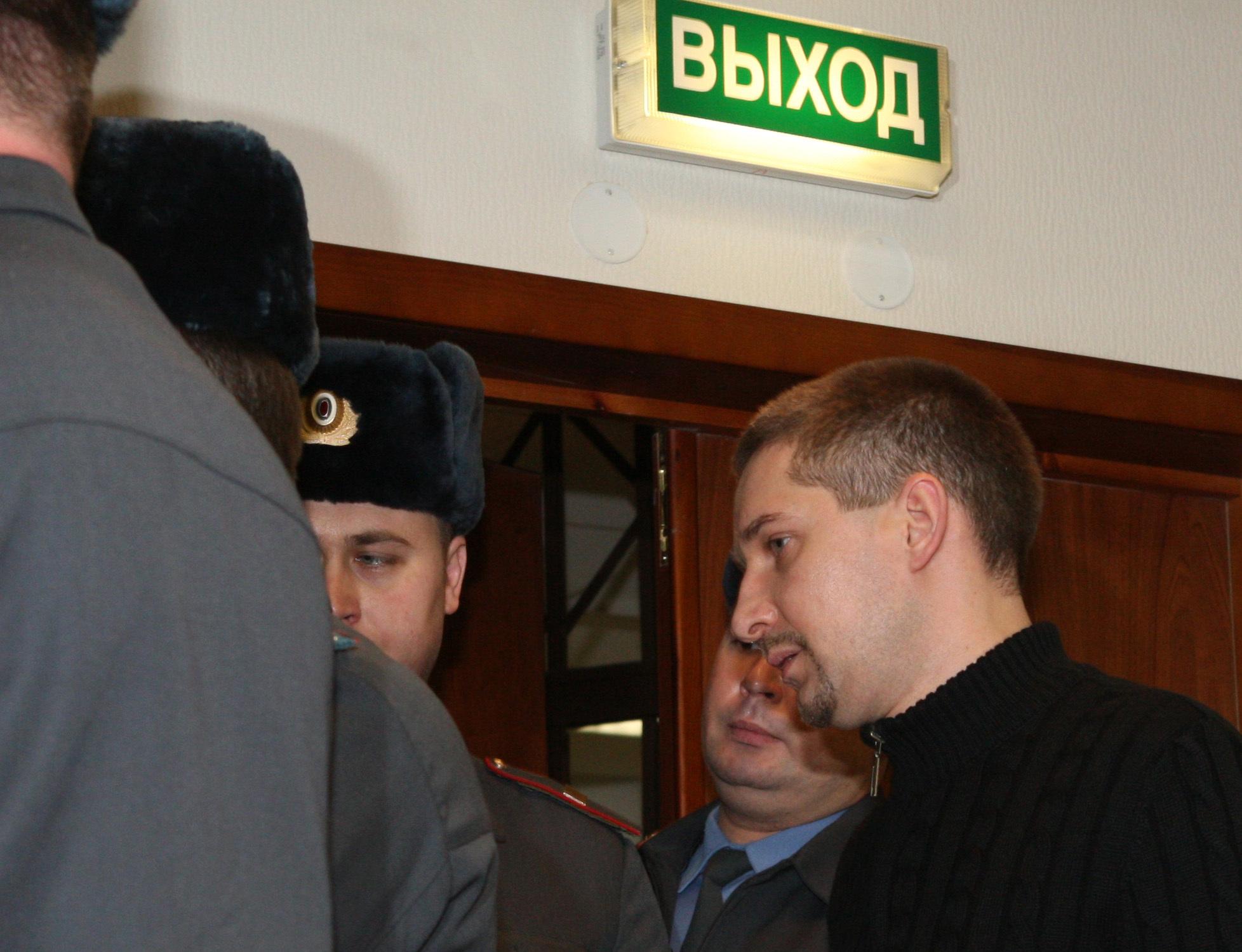 Генпрокуратура утвердила обвинение в отношении Евсюкова