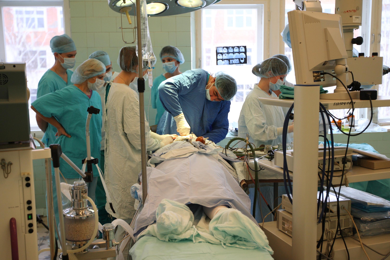Нейро-хирургическая служба. Архив
