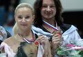 Чемпионат России по фигурному катанию. 4-й день