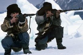 Охотники на Чукотке. Архивное фото