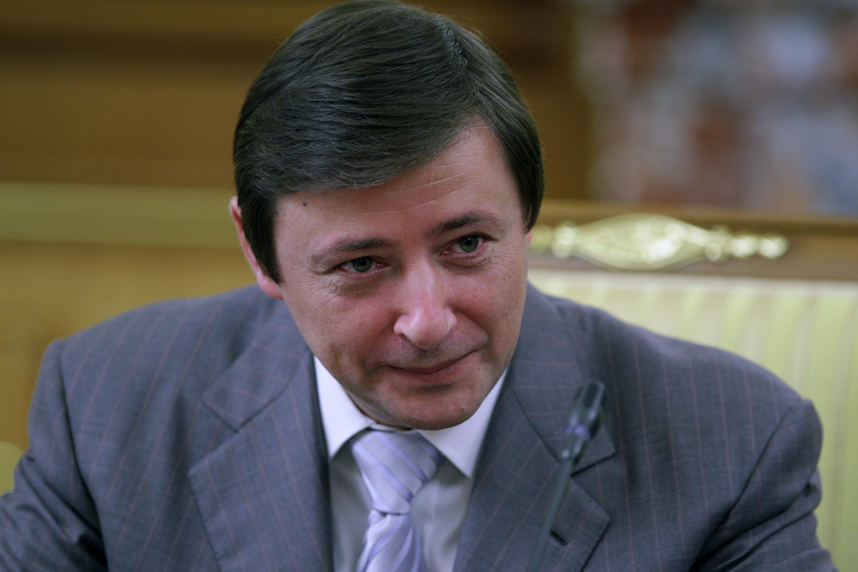 Александр Хлопонин на заседании правительства РФ