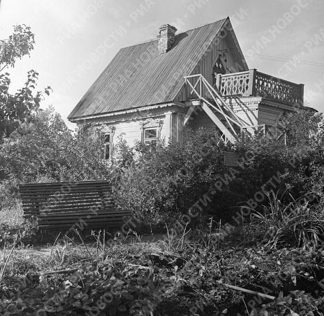Дом Чехова в Мелихово