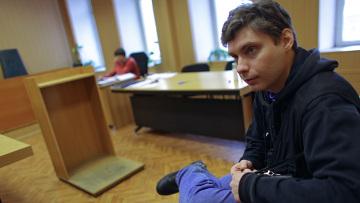 Фотокорреспондент агентства РИА Новости Андрей Стенин, архивное фото