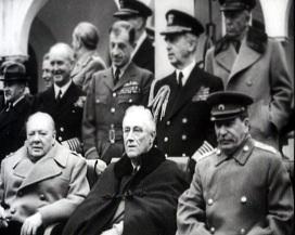 Ялтинская конференция большой тройки: как это было