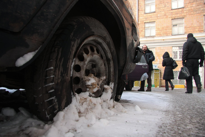 Программа по утилизации старых автомобилей. Архив
