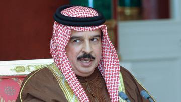 Король Бахрейна Хамад Бен Иса Аль Халифа
