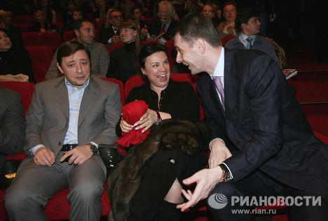 Премьера фильма Федора Бондарчука «Обитаемый остров» прошла в Москве