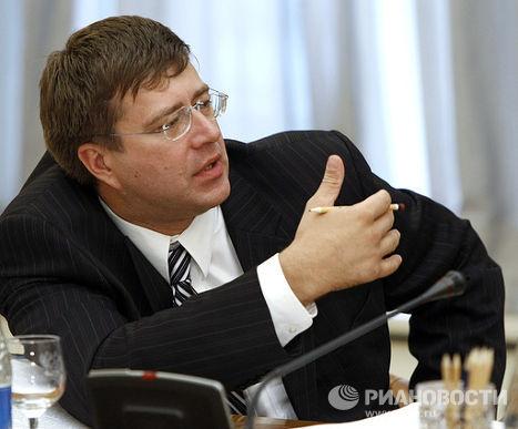 Министр юстиции РФ Александр Коновалов
