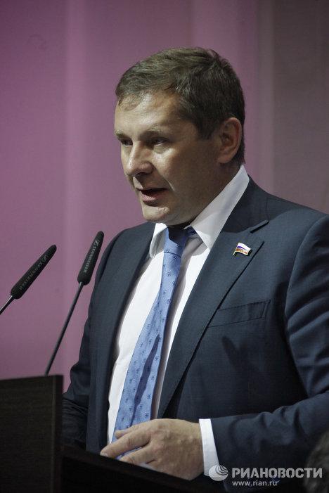 Михаил Гришанков на Первом российском форуме по управлению Интернетом