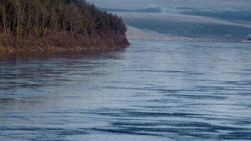 Река Енисей. Архивное фото