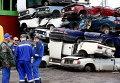 """Утилизация автомобилей на предприятие ООО """"Втормет"""""""
