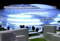 """Стадион """"Динамо"""" через 8 лет превратится в стеклянное яйцо"""