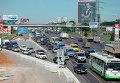 Транспортный коллапс на Ленинградском шоссе в июне-июле 2010 года