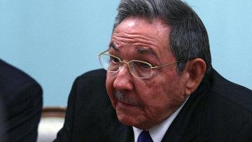 Рауль Кастро. Архивное фото